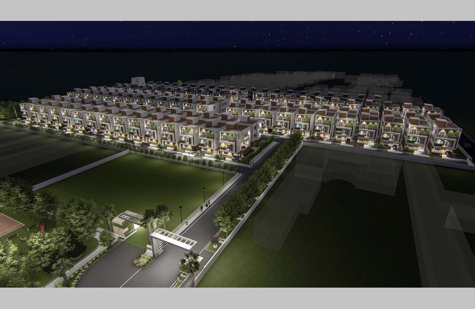 RESIDENTIAL HOUSING